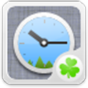 GO Clock Widget logo
