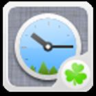 GO 时钟小部件 icon