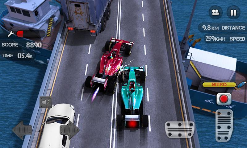 Race the Traffic Nitro- screenshot