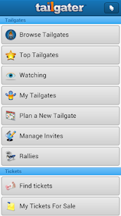 Tailgater - screenshot thumbnail