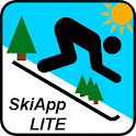 SkiApp LITE - THE Ski Computer icon