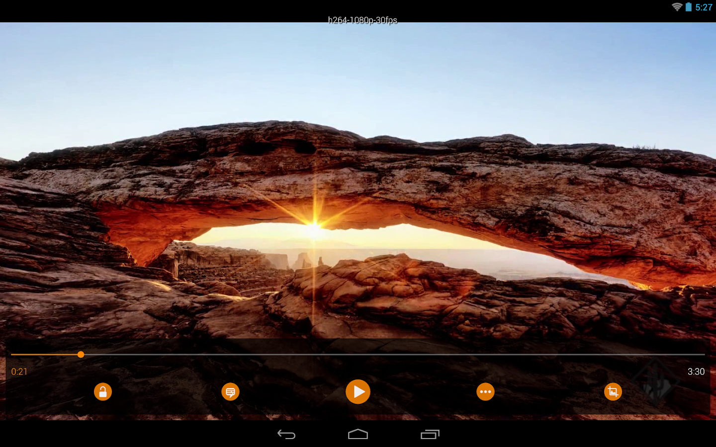 VLC for Android- 스크린샷