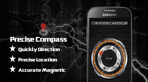 Precise Compass