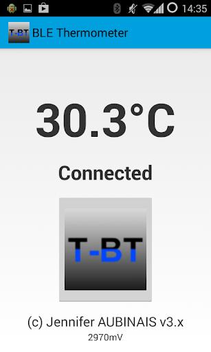 BLE Temperature