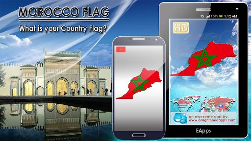 Noticon Flag: Morocco