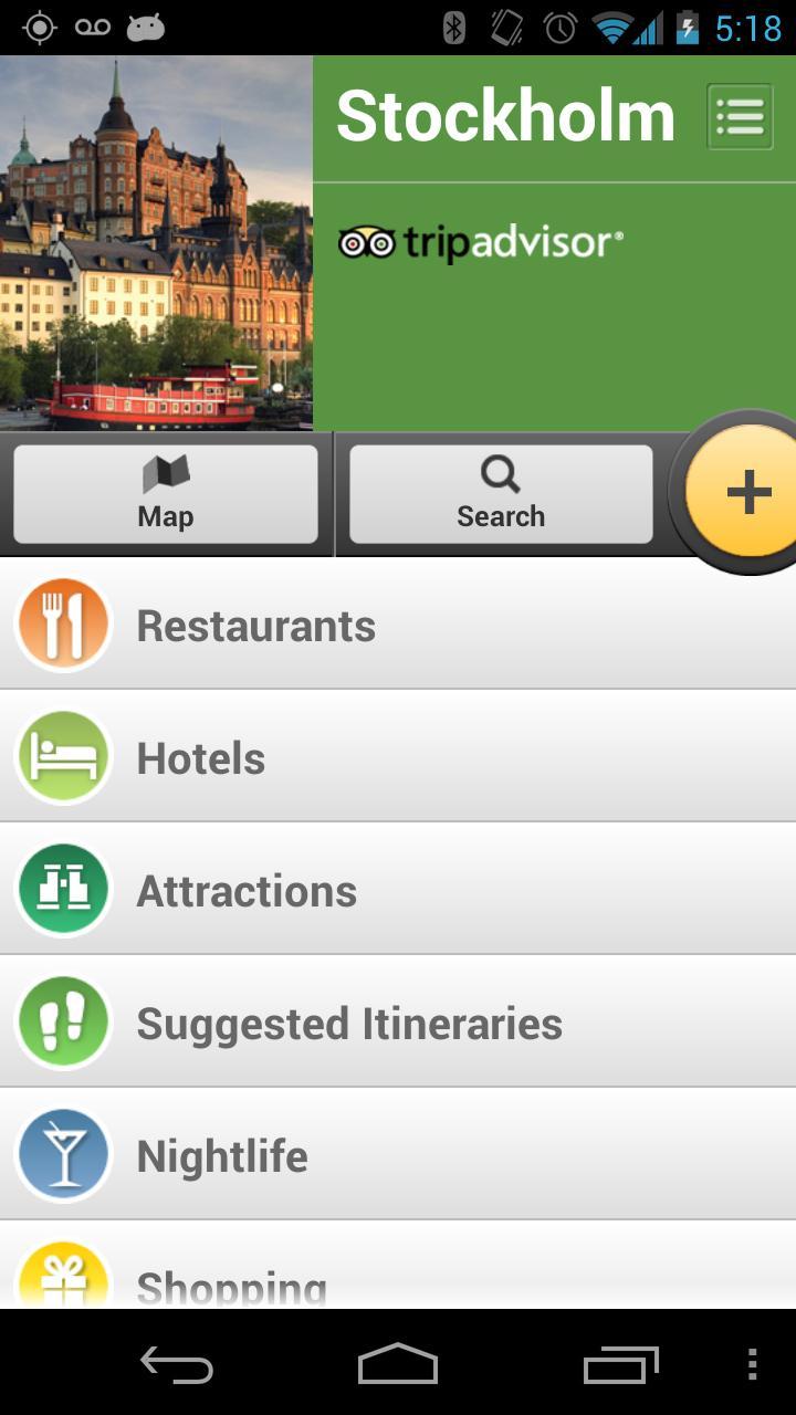 Stockholm City Guide screenshot #1