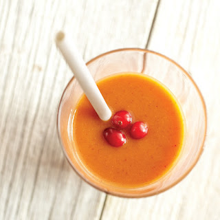 Autumn Sweet Potato Smoothie