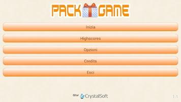 Screenshot of Pack Game Free