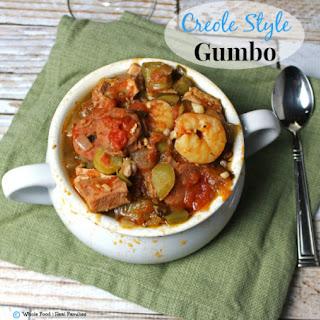 Creole Style Gumbo