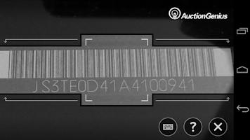 Screenshot of AuctionGenius