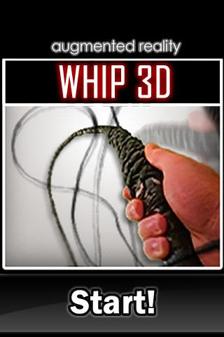 Whip 3D - screenshot