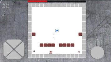Screenshot of Most Addictive Tank Maze Game