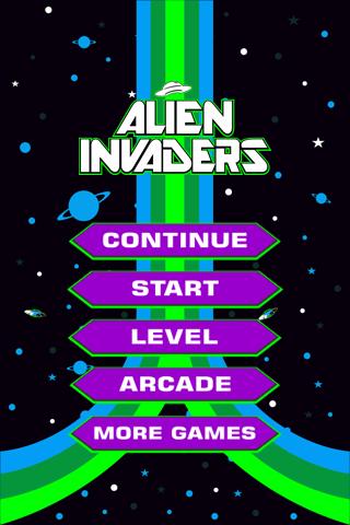 Alien Invade 3D