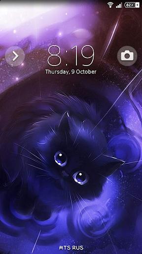 Theme eXperiance™- Mysteri Cat