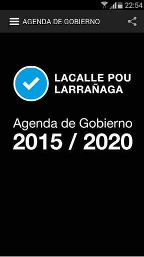 【免費通訊App】Agenda de gobierno-APP點子