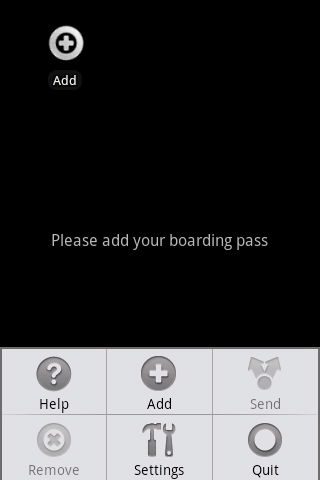 EZ Boarding - screenshot