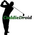 CaddieDroid GPS logo