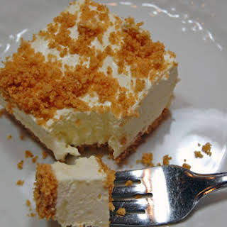 Lemon Cheesecake Dessert.