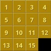 Slide Puzzle AndMosaic