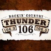 Thunder 106 Live Stream