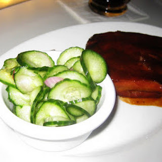 Cucumber Salad - Sci Fi Dine-In Theater
