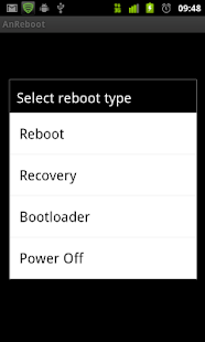 AnReboot- screenshot thumbnail