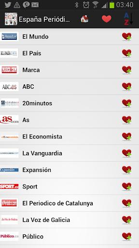 España Periódicos Y Noticias