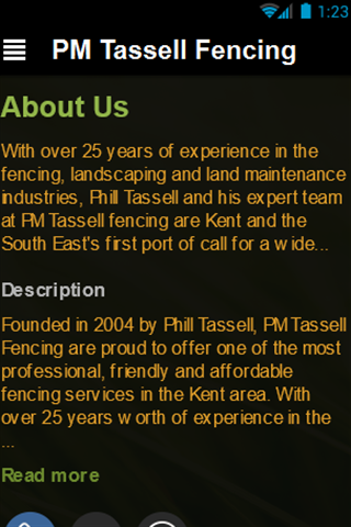 PM Tassell Fencing