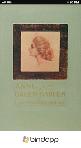 ebook Anne of Green Gables