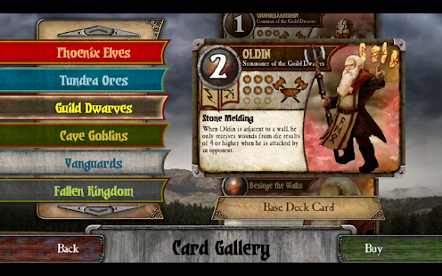 Summoner Wars- screenshot thumbnail