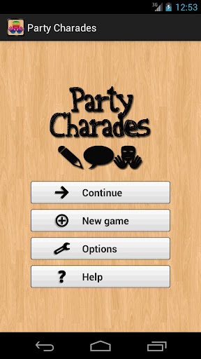 Party Charades Free