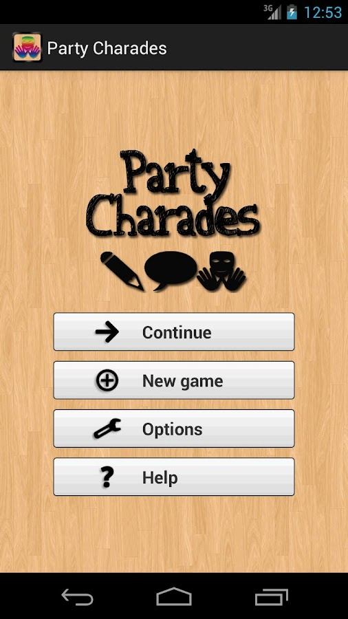 Party Charades (Free) - screenshot