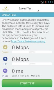 LinkWISCONSIN Mobile Test - screenshot thumbnail