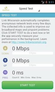 LinkWISCONSIN Mobile Test - screenshot thumbnail