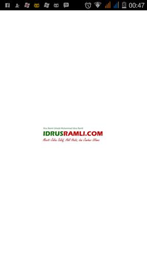 IDRUS RAMLI Apps
