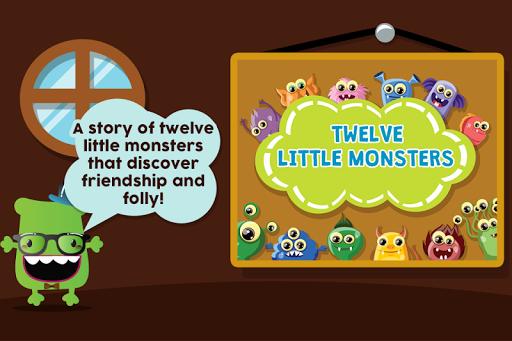 Twelve Little Monsters