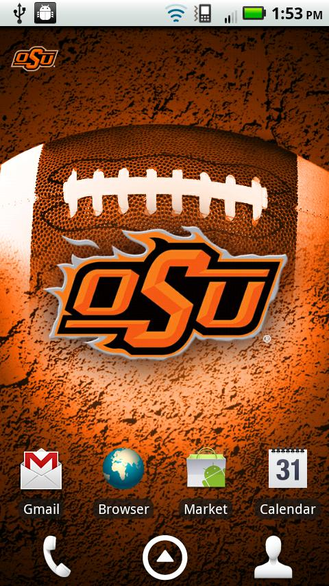 Oklahoma State Revolving WP- screenshot