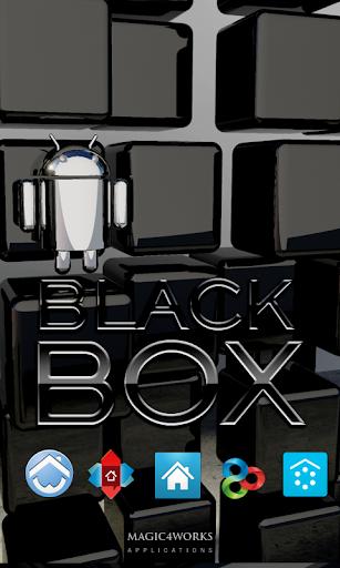 icon pack BLACKBOX