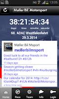 Screenshot of Møller Bil Motorsport