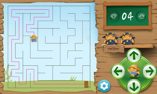 Maze Puzzle Deluxe- screenshot thumbnail
