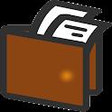 Receipt Wallet icon