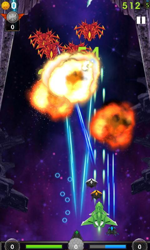 Galaxy Clash 2 : Fire Lord - screenshot
