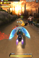 Screenshot of Death Moto 2
