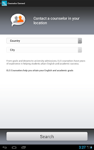 MyELS —Tools to Study Abroad - screenshot thumbnail