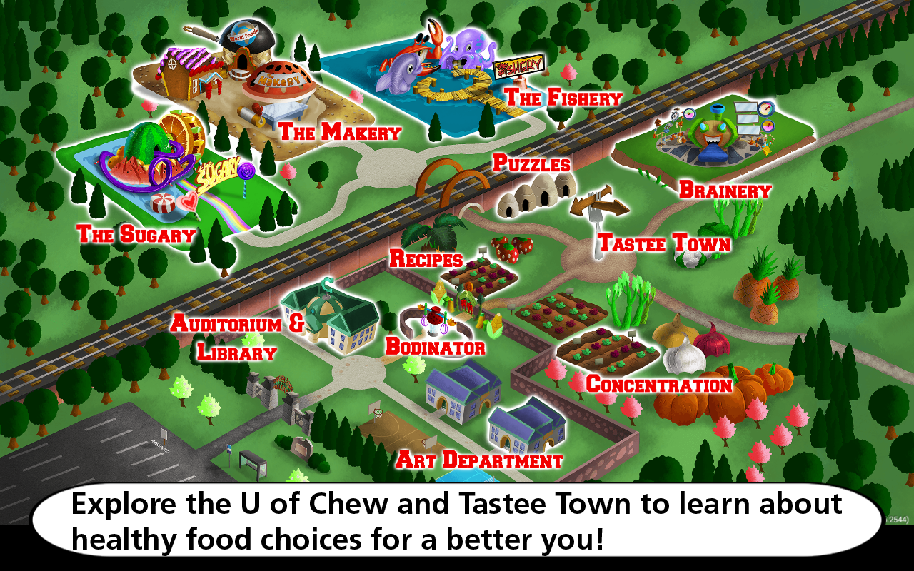 U of Chew- screenshot