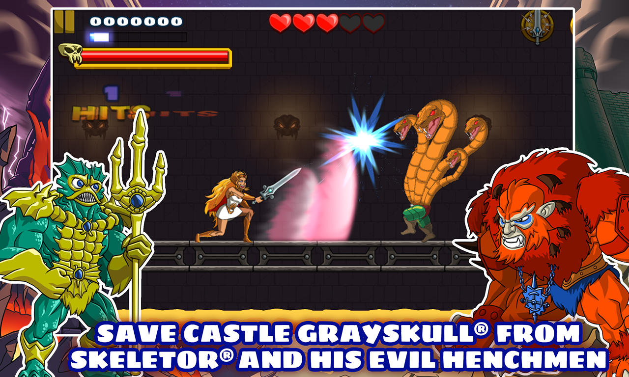 He-Man: The Most Powerful Game - screenshot