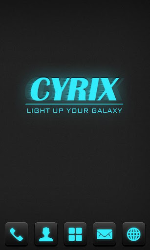 GO Big Theme-Cyrix
