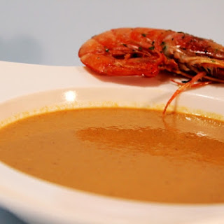 Cream of Seafood Soup.