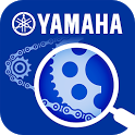 YAMAHA Parts Catalogue icon