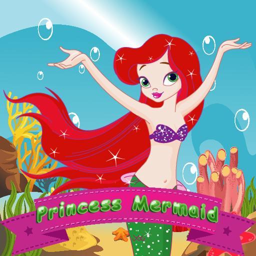 【免費解謎App】Princess Mermaid-APP點子